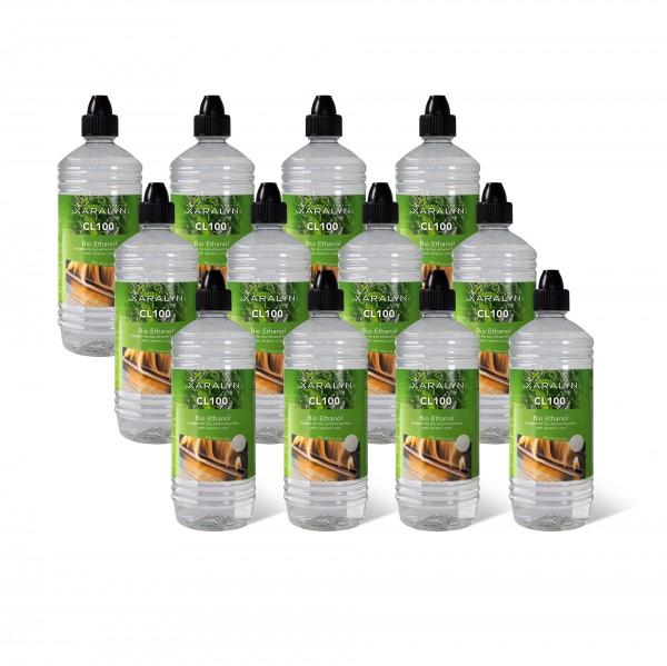Bioethanol CL100 (24 x 1 Liter)