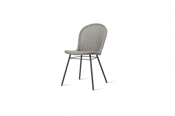 YANN Dining Chair Steel A Base