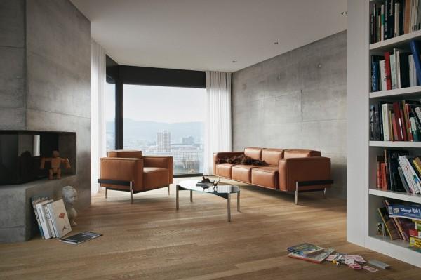 DS-21 Sofa+Beistelltisch