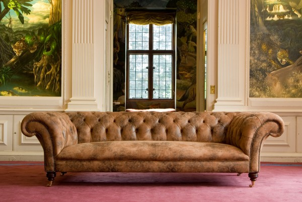 Chilham Chesterfield Sofa 3-Seater