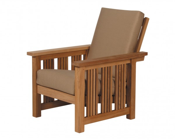MISSION Reclining Armchair