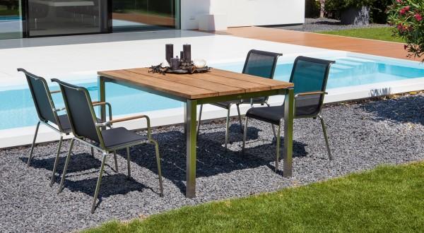 Modena Tisch mit eingerückter Zarge