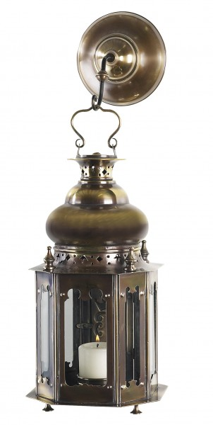 Venetian Lantern, Bronze von Authentic Models