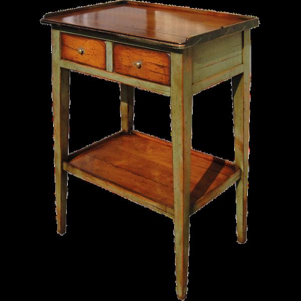 """Table """"Verre d'eau"""""""