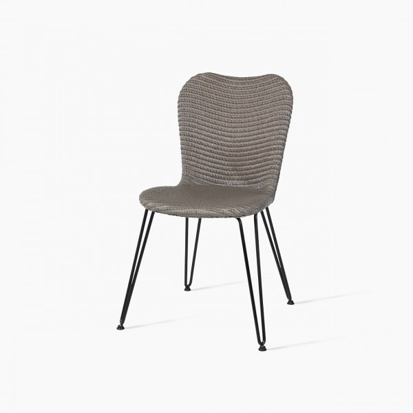 LILY Dining Chair Hairpin Base