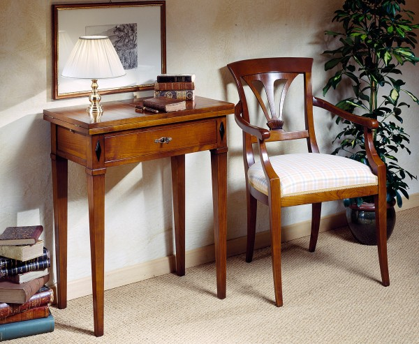 Schreibtisch aufklappbar
