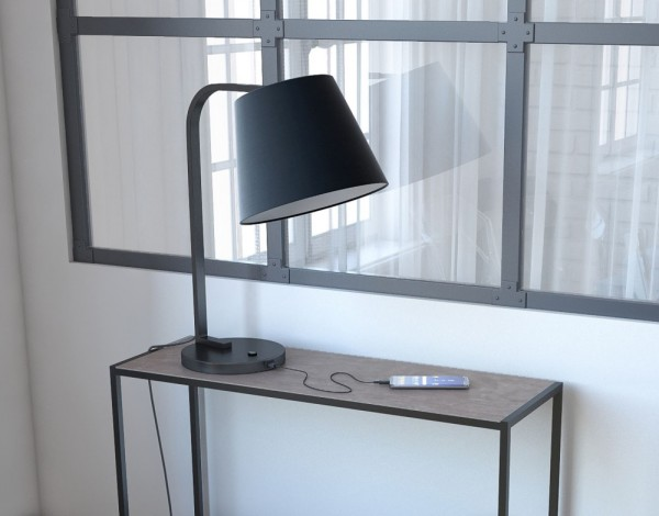 ORION USB - LAMPE DE TABLE