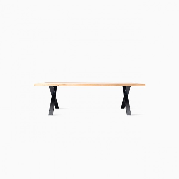 ACHILLE Dining Table X Base