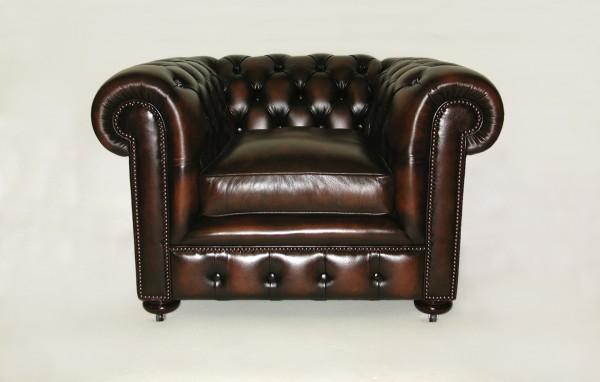Canterbury Chesterfield Chair