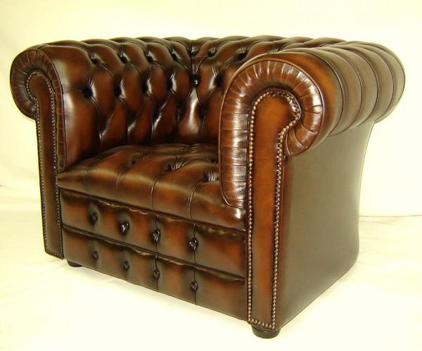 Cambridge Chesterfield Chair