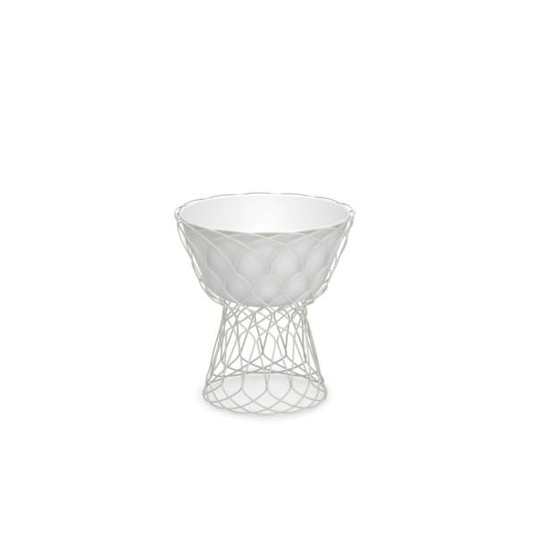 Re-Trouvé Vase niedrig
