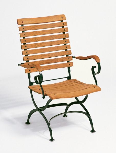 CLASSIC Sessel Hochlehner