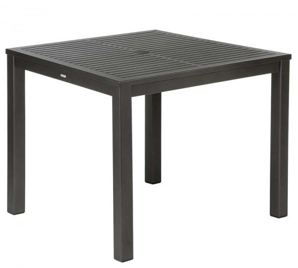 AURA Aluminium Dining Table 90