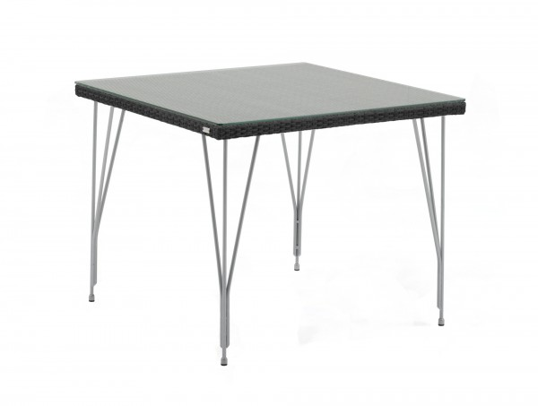 Orion Gartentisch 90x90 cm