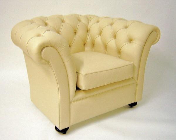 Rochester Chair Ledersessel