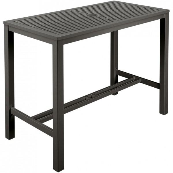 AURA Aluminium Dining Table