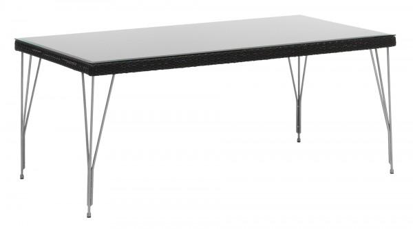 Orion Gartentisch 90x180 cm