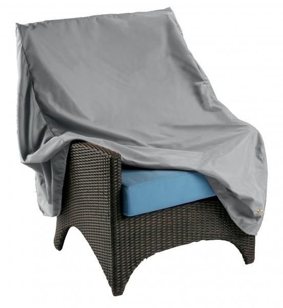 Schutzhülle für Loungesessel hoch