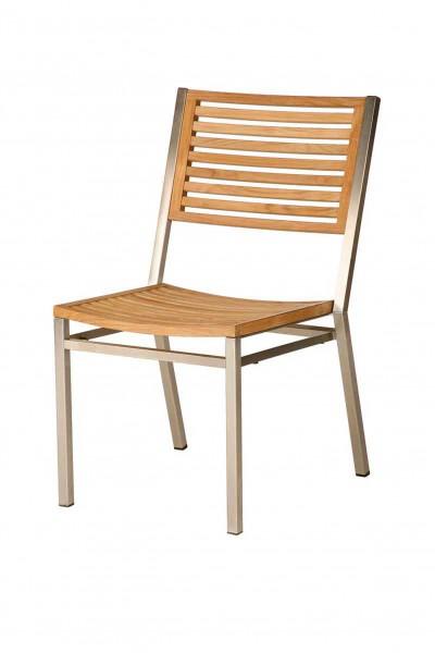 EQUINOX Teak Dining Chair