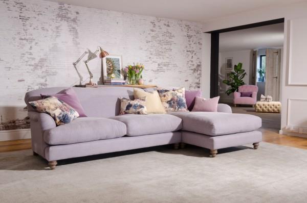 RUFFLE Chaise Sofa