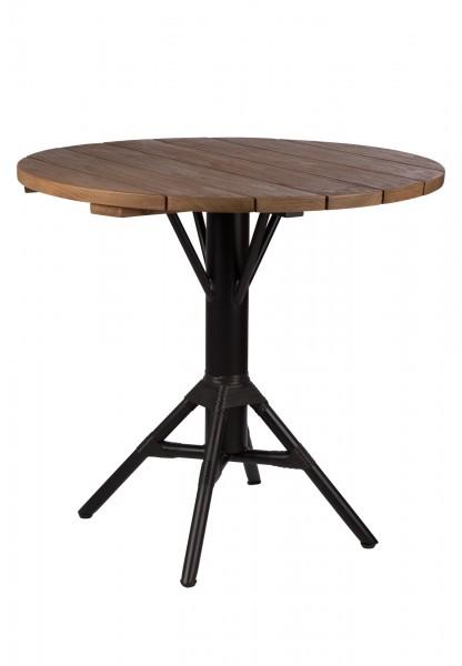 Nicole Café Tisch, schwarz