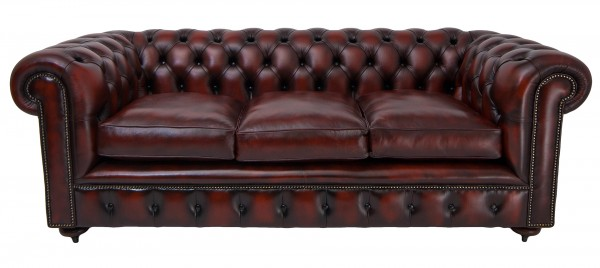 Canterbury Chesterfield 3 Seater