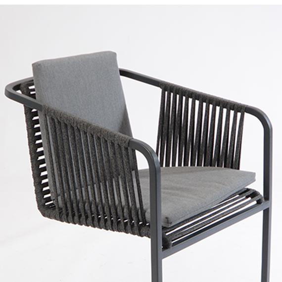 Auflage Sitz- und Rücken, Suite Freischwinger