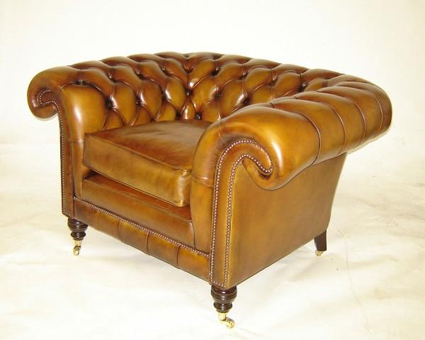 Burlington Chesterfield Chair