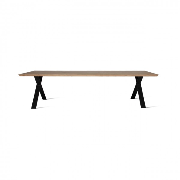 ALBERT Dining Table X Base