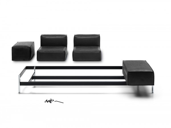 DS-21 Sofa Anbau