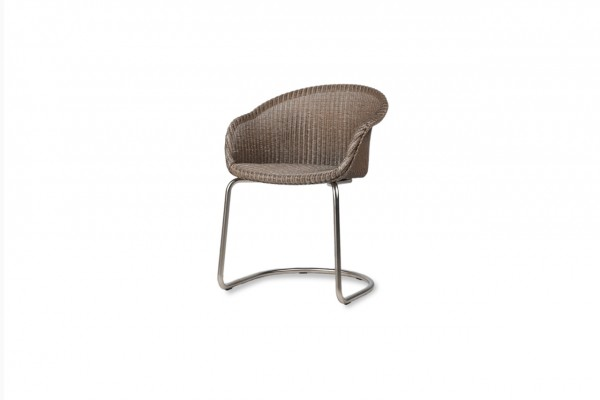AVRIL Dining Chair Cantilever Base
