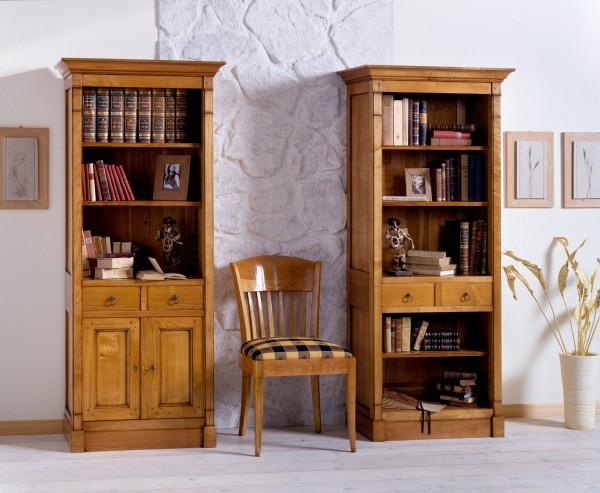 Classico Bücherregal 1 Schublade